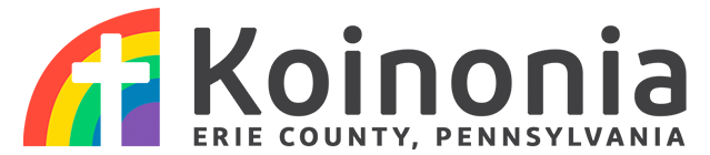 Koinonia of Erie County Logo